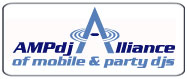 Service supplied by AMPdj